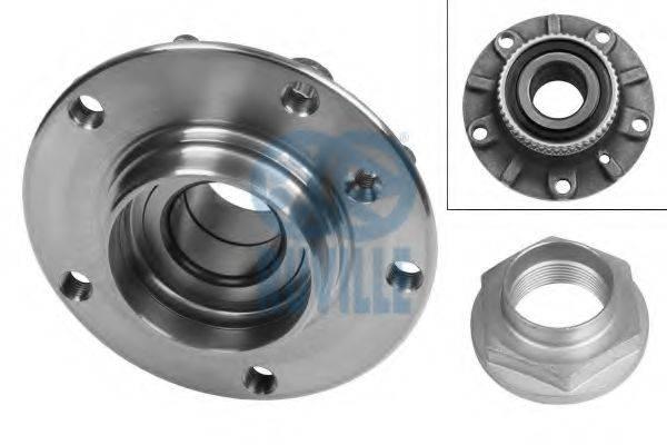 RUVILLE 5039 Комплект подшипника ступицы колеса