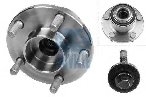 RUVILLE 5289 Комплект подшипника ступицы колеса
