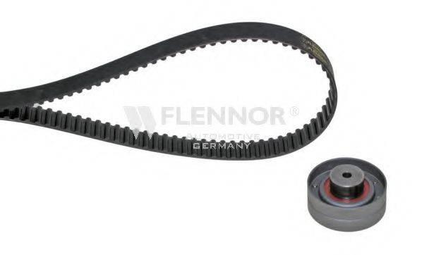 FLENNOR F904134 Комплект ремня ГРМ