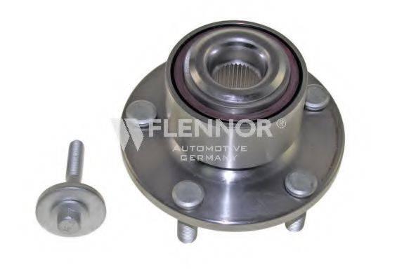 FLENNOR FR390556 Комплект подшипника ступицы колеса