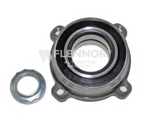 FLENNOR FR591012 Комплект подшипника ступицы колеса