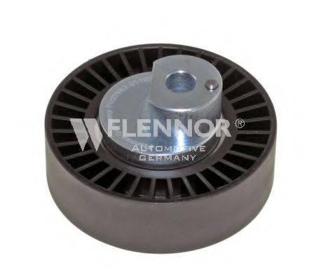 FLENNOR FU27992 Паразитный / ведущий ролик, поликлиновой ремень