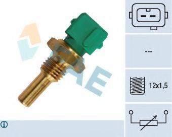 FAE 33360 Датчик, температура охлаждающей жидкости