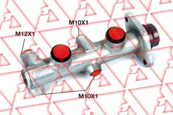 CAR 5444 Главный тормозной цилиндр