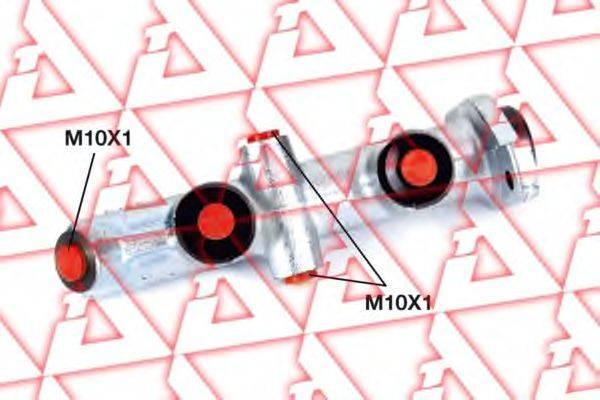 CAR 5624 Главный тормозной цилиндр