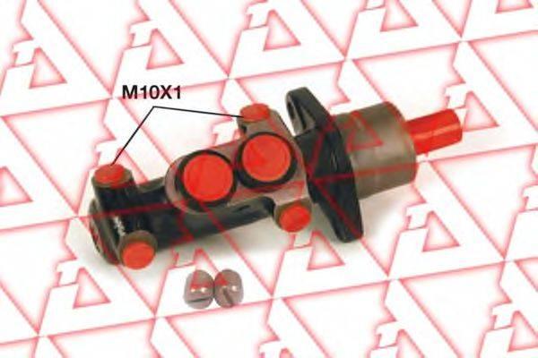 CAR 5907 Главный тормозной цилиндр