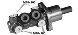 MGA MC2253 Главный тормозной цилиндр