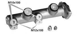 MGA MC2605 Главный тормозной цилиндр
