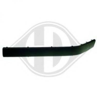 DIEDERICHS 1222053 Облицовка / защитная накладка, буфер