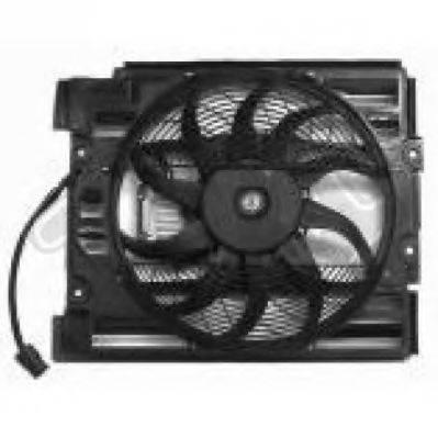 DIEDERICHS 1223101 Вентилятор, охлаждение двигателя