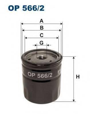 FILTRON OP5662 Масляный фильтр