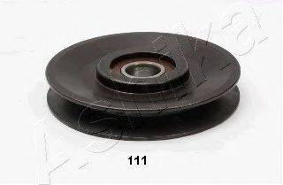 ASHIKA 12901111 Паразитный / ведущий ролик, поликлиновой ремень
