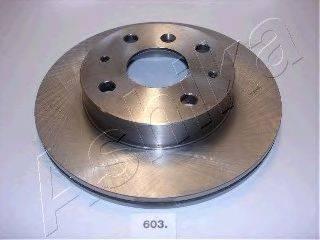 ASHIKA 6006603 Тормозной диск