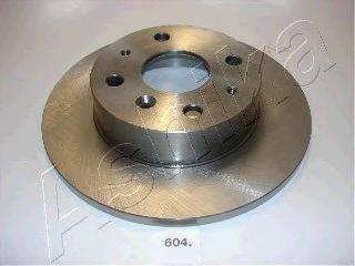 ASHIKA 6006604 Тормозной диск