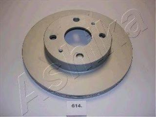 ASHIKA 6006614 Тормозной диск