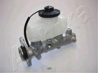 ASHIKA 6802251 Главный тормозной цилиндр