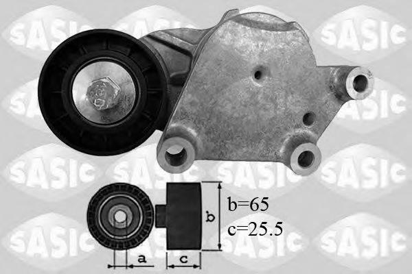 SASIC 1620079 Натяжитель ремня, клиновой зубча