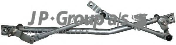 Система тяг и рычагов привода стеклоочистителя JP GROUP 1198101500