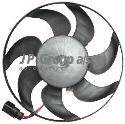 Электродвигатель, вентилятор радиатора JP GROUP 1199101980