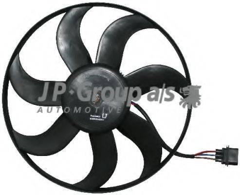 Электродвигатель, вентилятор радиатора JP GROUP 1199103500