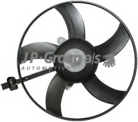 Электродвигатель, вентилятор радиатора JP GROUP 1199103600
