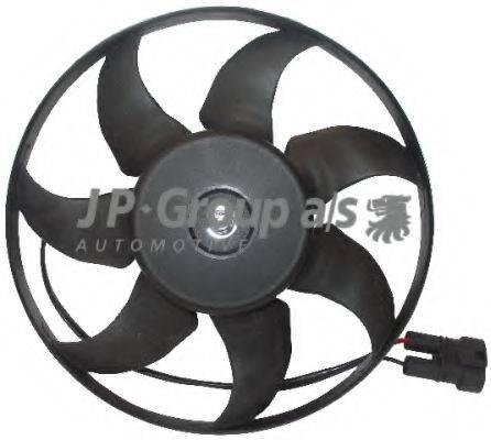Электродвигатель, вентилятор радиатора JP GROUP 1199104600