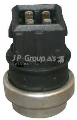 Датчик, температура охлаждающей жидкости JP GROUP 1293101400