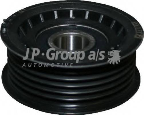 JP GROUP 1318300400 Паразитный / ведущий ролик, поликлиновой ремень
