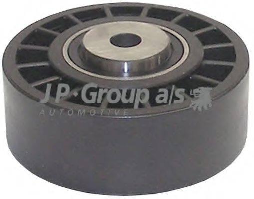 JP GROUP 1318300500 Паразитный / ведущий ролик, поликлиновой ремень