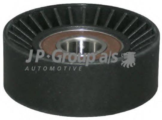 JP GROUP 1418300100 Натяжной ролик, поликлиновой  ремень