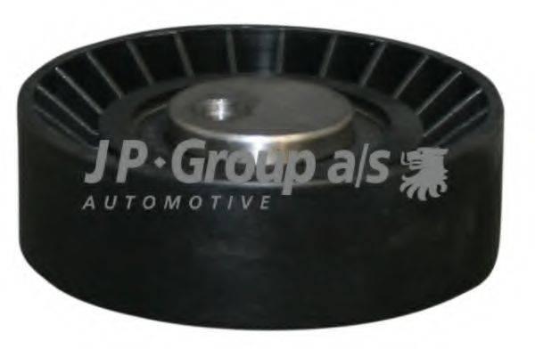 JP GROUP 1418301500 Паразитный / ведущий ролик, поликлиновой ремень