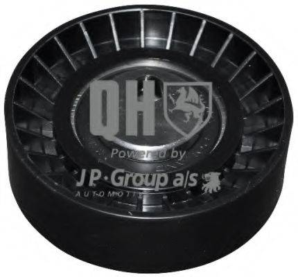 JP GROUP 1418301509 Паразитный / ведущий ролик, поликлиновой ремень