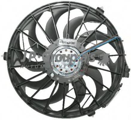 JP GROUP 1499100100 Электродвигатель, вентилятор радиатора