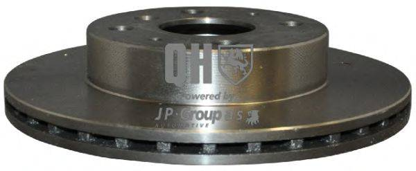 JP GROUP 5263100109 Тормозной диск