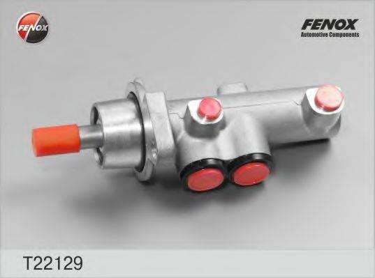 FENOX T22129 Главный тормозной цилиндр