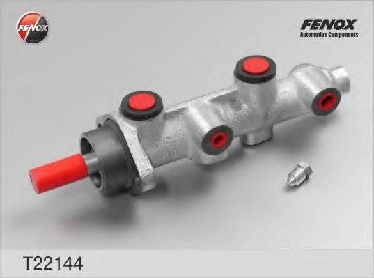 FENOX T22144 Главный тормозной цилиндр