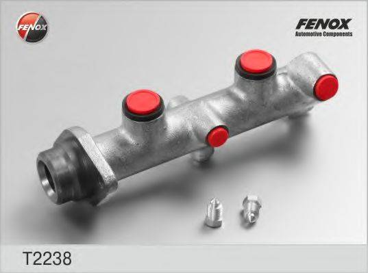 FENOX T2238 Главный тормозной цилиндр