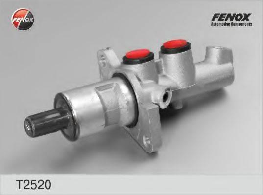 FENOX T2520 Главный тормозной цилиндр