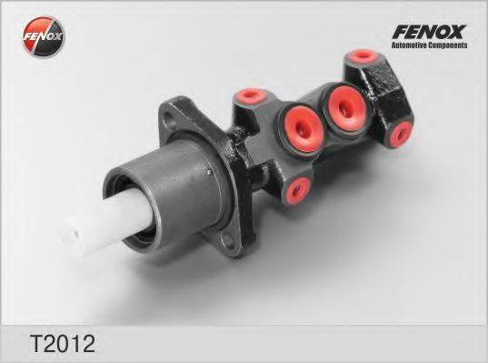 FENOX T2012 Главный тормозной цилиндр