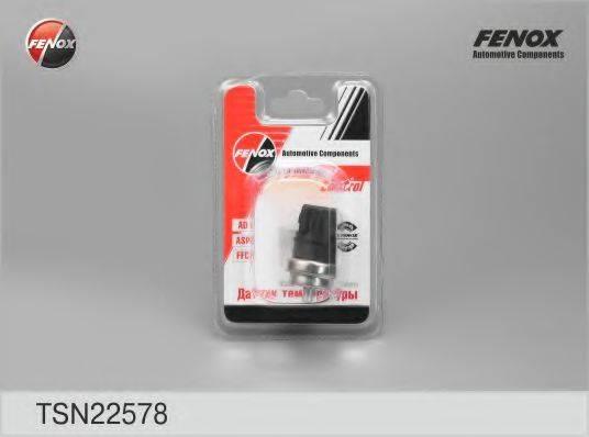 Датчик, температура охлаждающей жидкости FENOX TSN22578