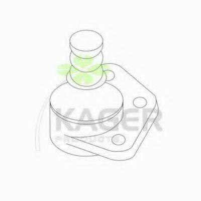 KAGER 880137 Несущий / направляющий шарнир