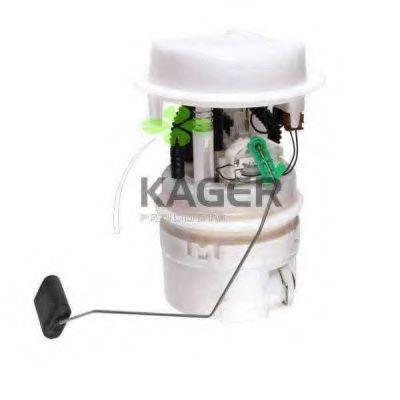KAGER 520165 Модуль топливного насоса