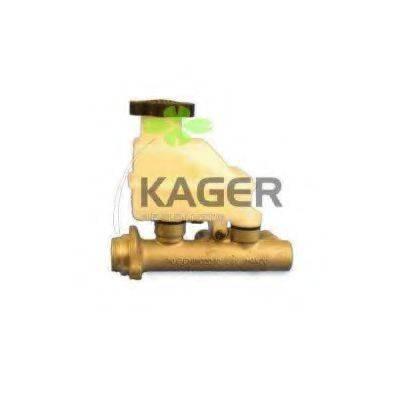 KAGER 390358 Главный тормозной цилиндр