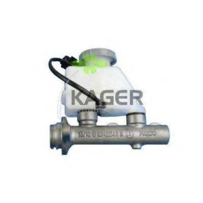 KAGER 390731 Главный тормозной цилиндр