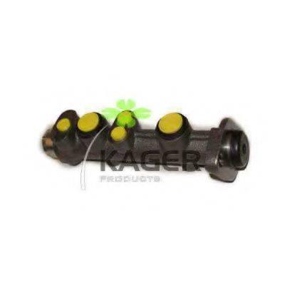 KAGER 390242 Главный тормозной цилиндр