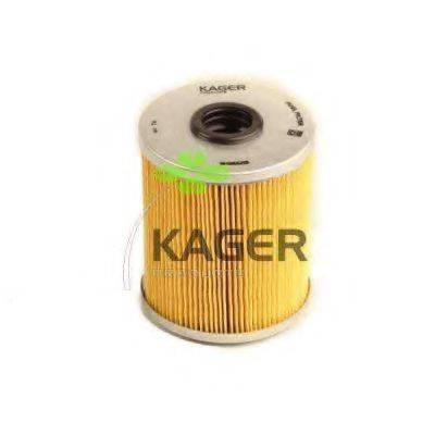 KAGER 110023 Топливный фильтр
