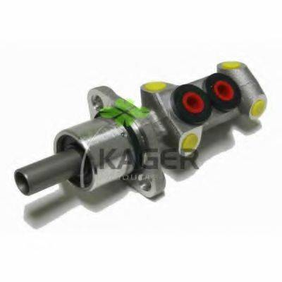 KAGER 390163 Главный тормозной цилиндр