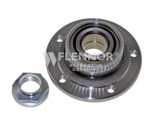 KAWE FR590025 Комплект подшипника ступицы колеса