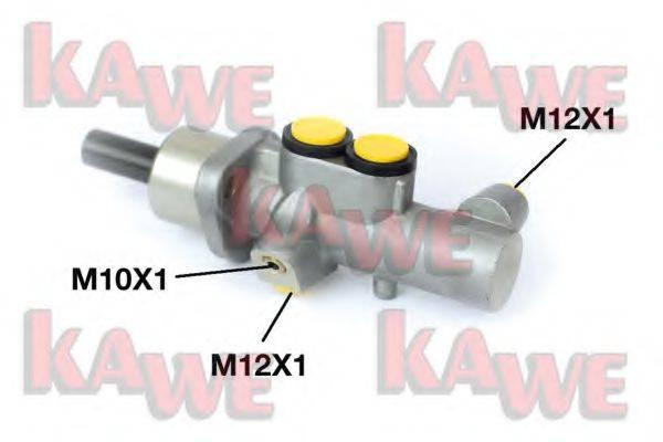 KAWE B1032 Главный тормозной цилиндр