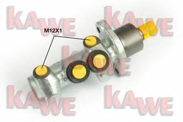 KAWE B1059 Главный тормозной цилиндр